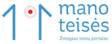 mano teises logo